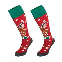 Chaussettes de hockey sur gazon enfant et adulte Hingly christmas