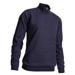 Golf Pullover winddicht Damen marineblau