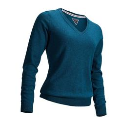 Golf Pullover Damen dunkelpetrol