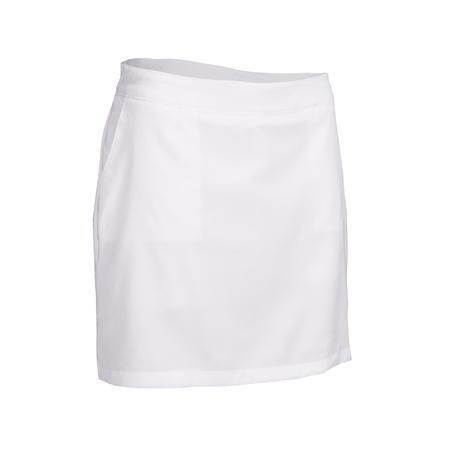 Rok Golf Wanita - Putih