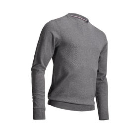 Men's Golf Pullover - Dark Grey