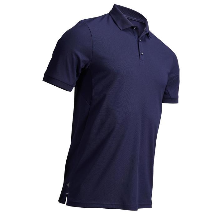 Poloshirt Golf kurzarm Herren marineblau