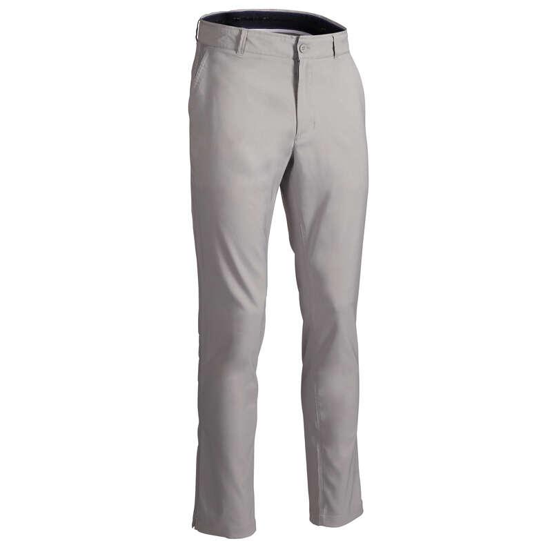 MENS WARM WEATHER GOLF CLOTHING Golf - MEN'S GREY WW TROUSERS INESIS - Golf Clothing