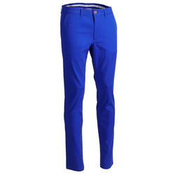 MEN'S MILD WEATHER GOLF PANTS ELECTRIC BLUE
