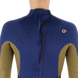 Combinaison intégrale femme 3/2 500 back zip