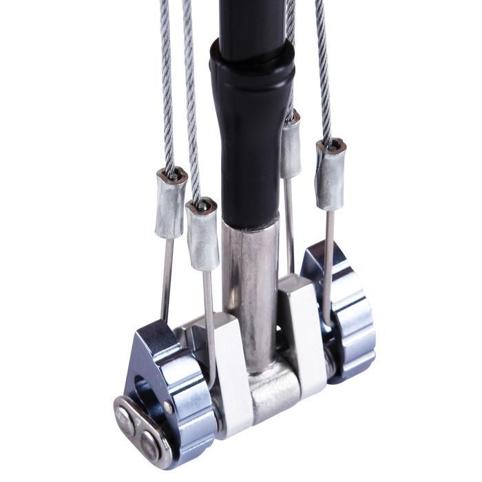 Mechanisch klemblokje voor klimmen en alpinisme - Camalot C4