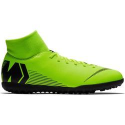 Voetbalschoenen Mercurial Superfly VI Club TF geel