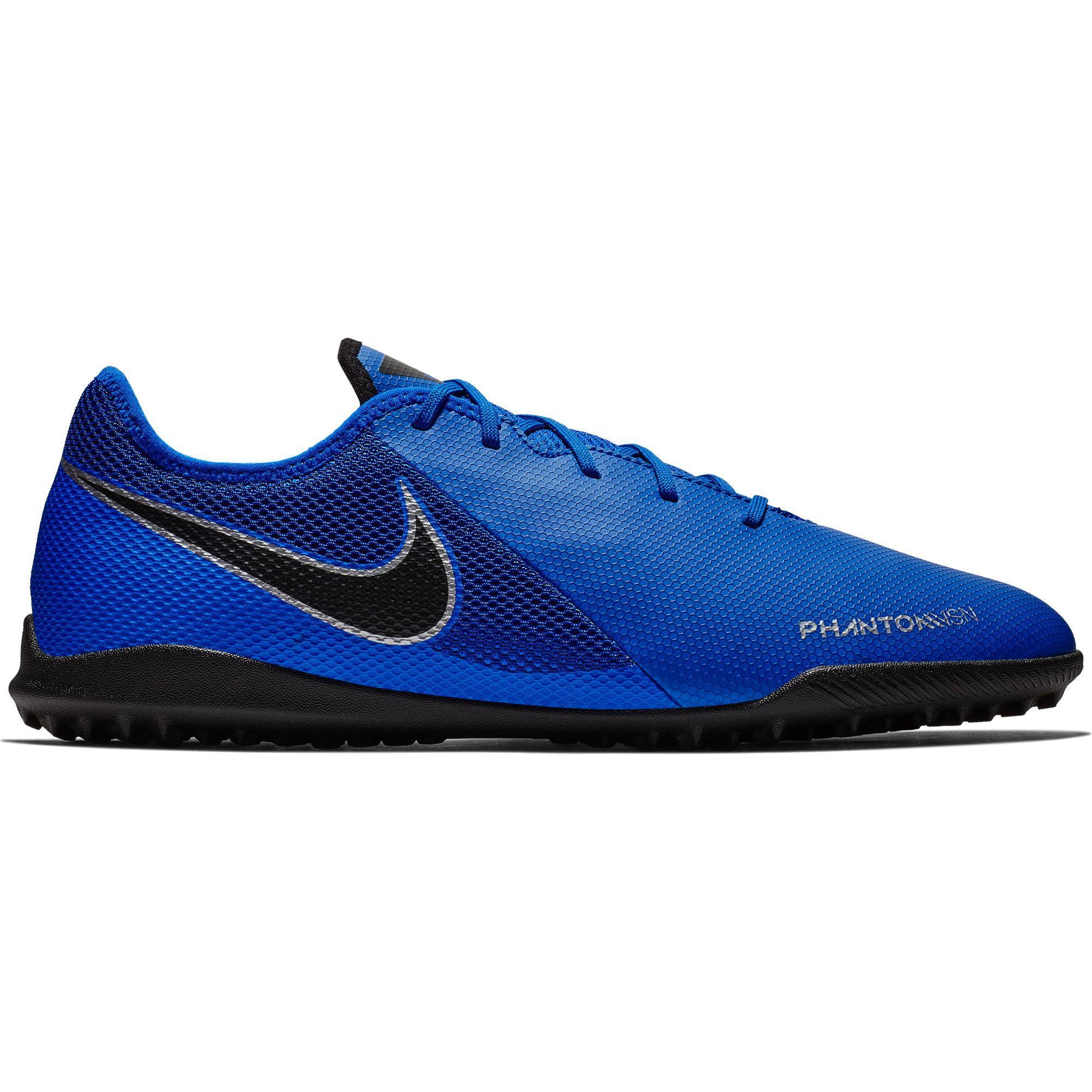 Nike Voetbalschoenen Phantom Vision Academy TF blauw