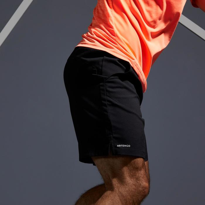Men's Tennis Shorts TSH 500 Dry - Black