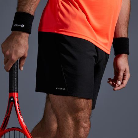 Tennis Shorts Dry TSH 100 - Black