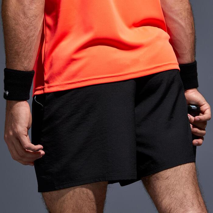 網球短褲Dry 100-黑色