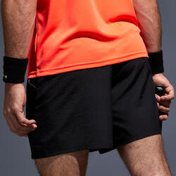 Tennis Shorts Dry TSH 100 - Black