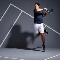 Short de tennis au sec TSH500 blanc– Homme