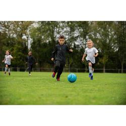 Trainingsbroek voetbal voor kinderen T100 zwart