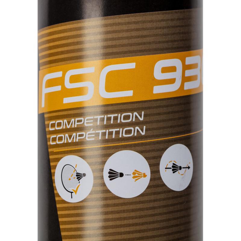 FEATHER SHUTTLECOCK FSC 930 SPEED 77 x 12