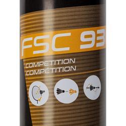 Lot De 12 Volants De Badminton Plumes FSC 930 Vitesse 78