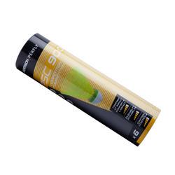 Federbälle Kunststoff PSC 900 Badmintonbälle Medium 6er Dose gelb