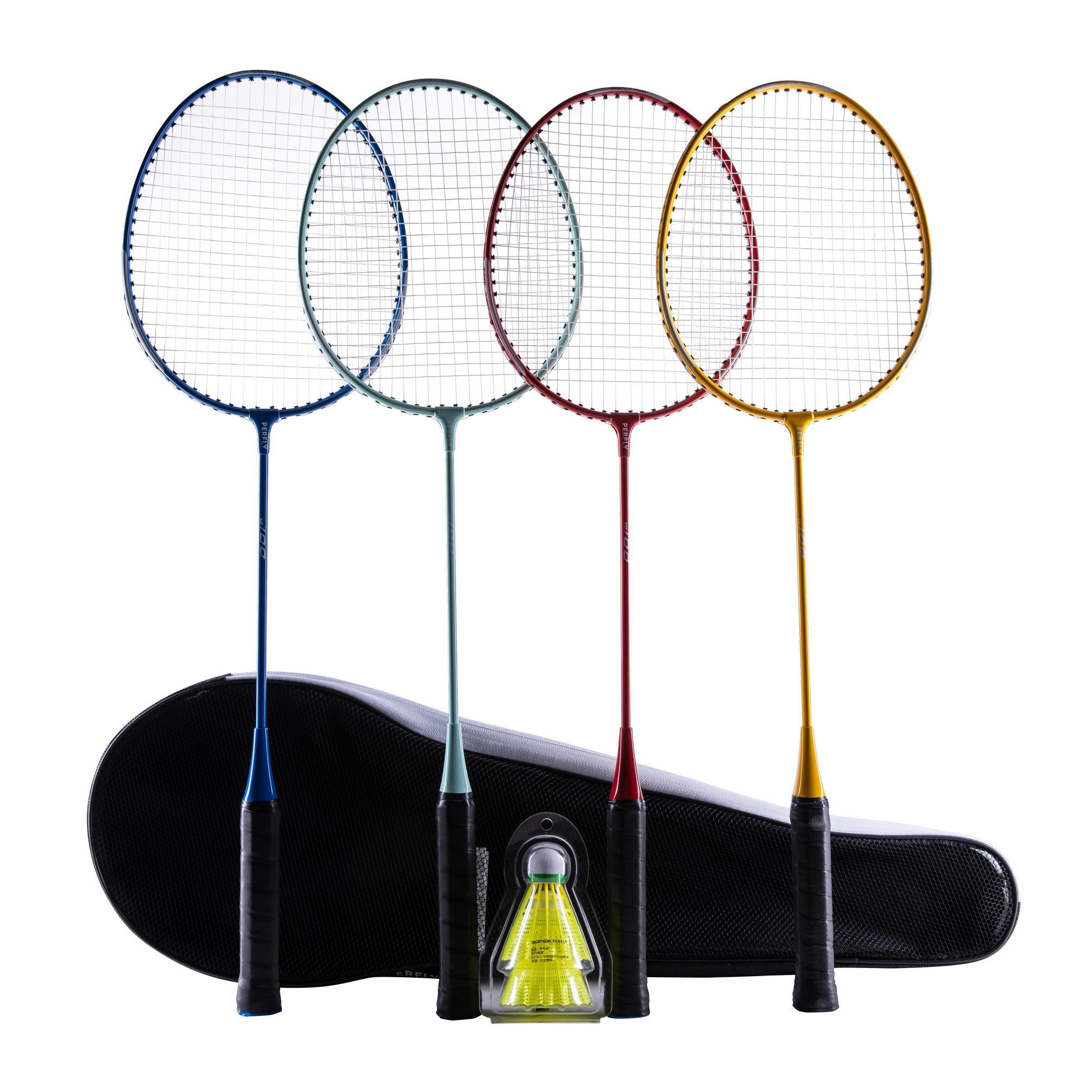 Perfly Badmintonracket voor volwassenen kopen