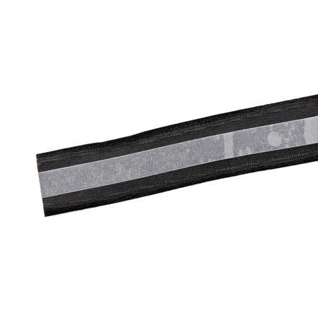 Komforta badmintona grips, 1 gab, melns