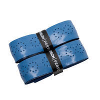 BADMINTON SUPERIOR GRIP X 2 BLUE