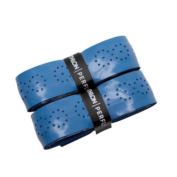 Grip De Badminton Supérieur x 2 - Bleu