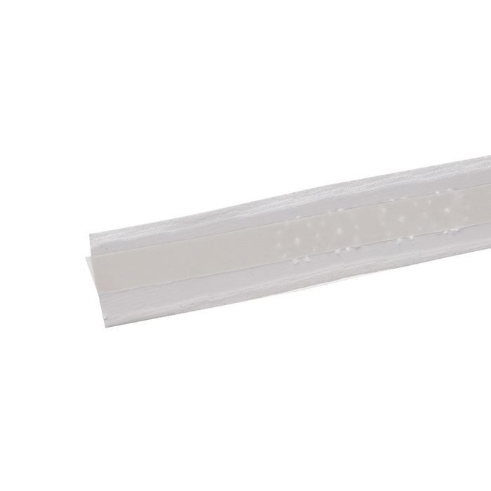 Grip de bádminton perfly Superior x2 blanco