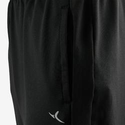 Gymbroek voor jongens S500 slim fit zwart