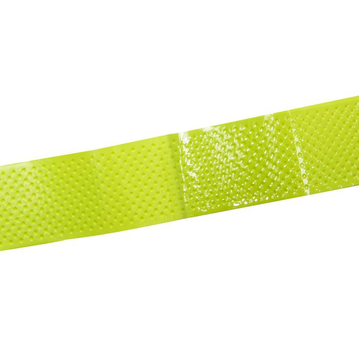 Overgrip badminton Superior fluogroen set van 3