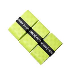 Lot De 3 Surgrips De Badminton Supérieur - Vert Fluo
