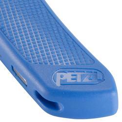 Navaja Escalada Barranquismo Petzl Azul
