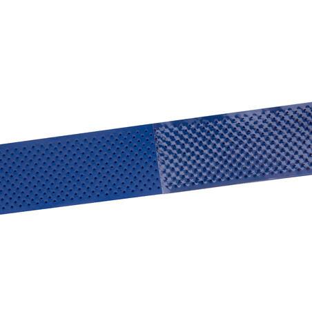 BADMINTON SUPERIOR OVERGRIP X 3 PINK BLUE GREEN