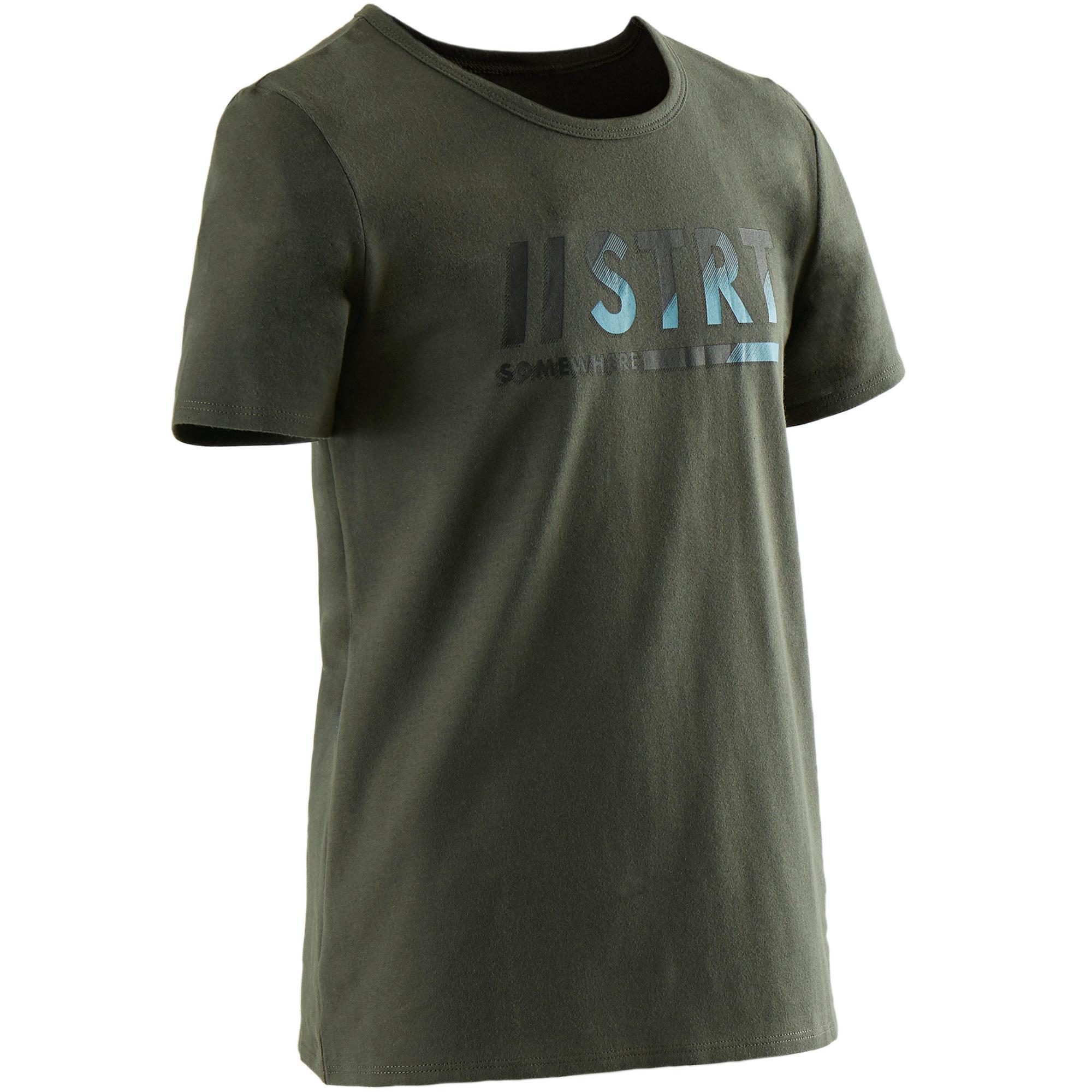 d9e66b03da049 T-shirts garçon