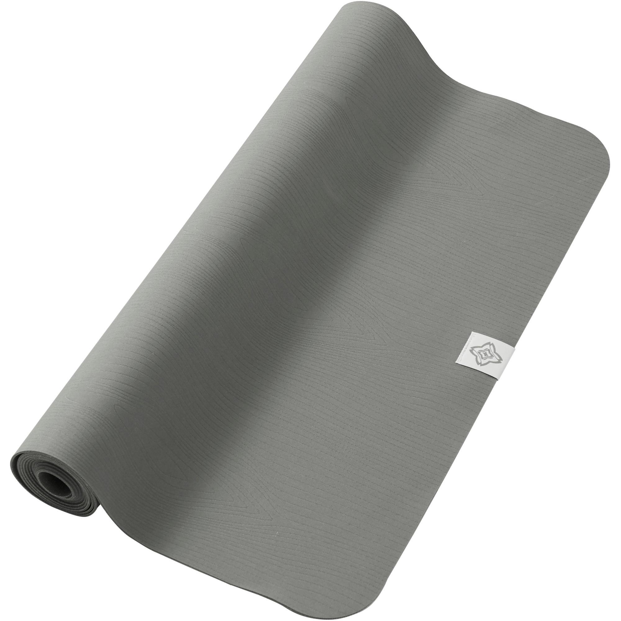 Yogamatte Mattenauflage für unterwegs 1 5 mm beige   03608419339819