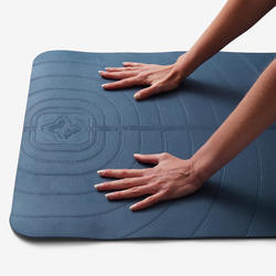 Matrras Yoga Ringan 5 mm - Biru