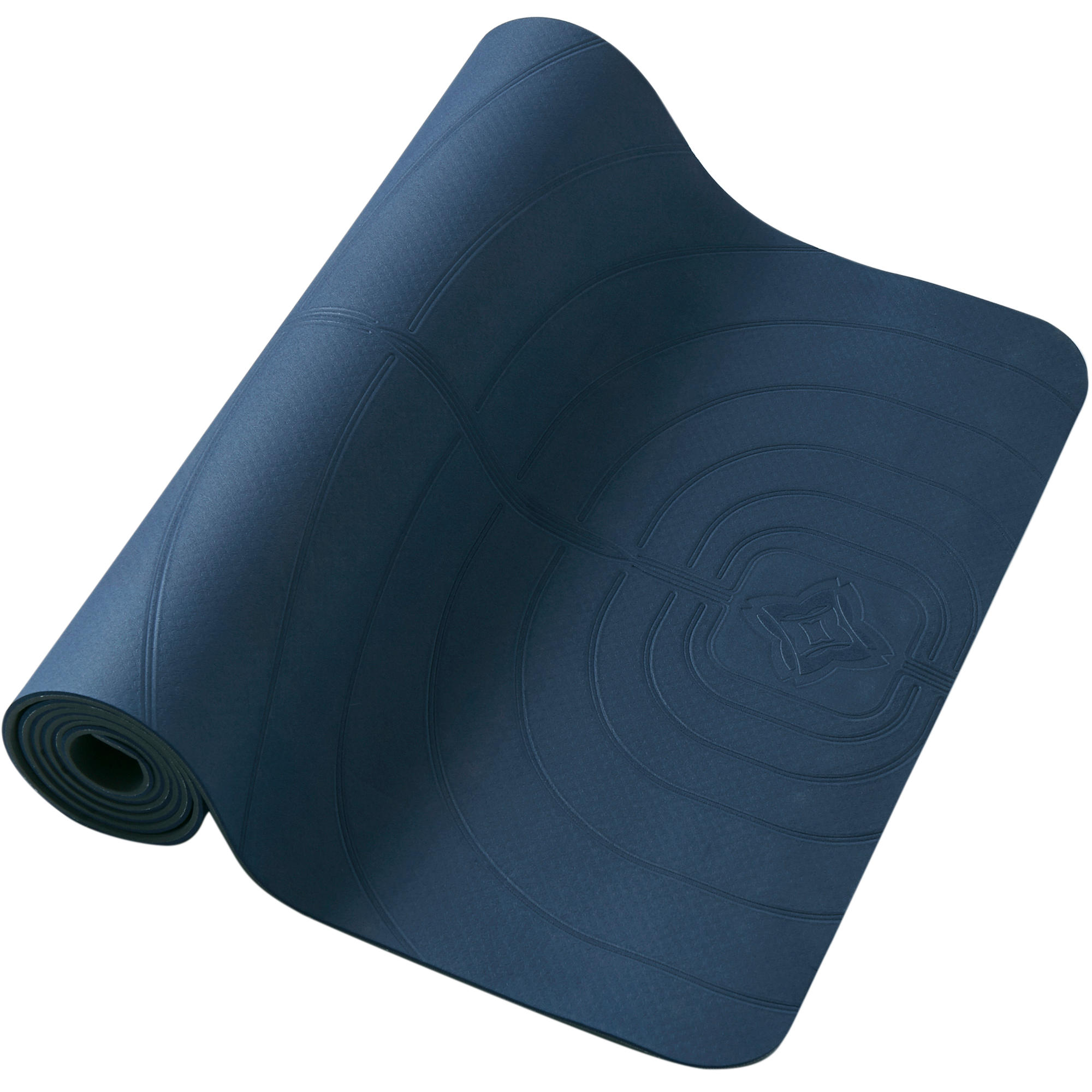 TAPETE DE YOGA SUAVE CLUB 5 mm AZUL