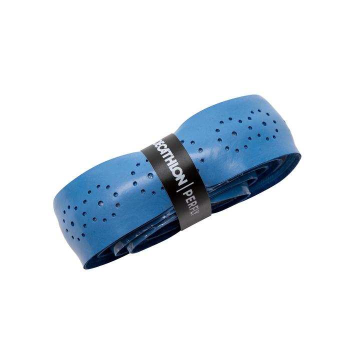 Badminton Wave Grip Griffband 1 Stück blau