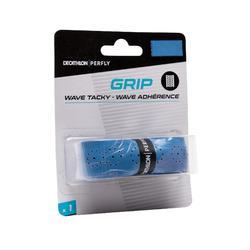 Badmintongrip Wave blauw per stuk