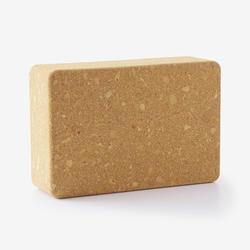 Cork Yoga Brick
