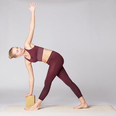 Cork Yoga Brick  d1dee20f185