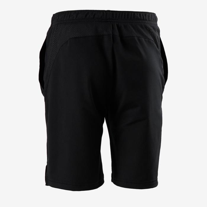Shorts atmungsaktiv Kinder schwarz