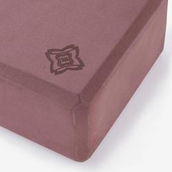 Yoga Foam Block - Burgundy