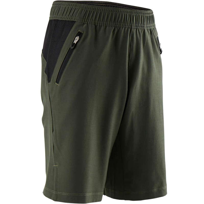 BOY EDUCATIONAL GYM APPAREL Clothing - W900 Boys' Gym Shorts DOMYOS - Clothing