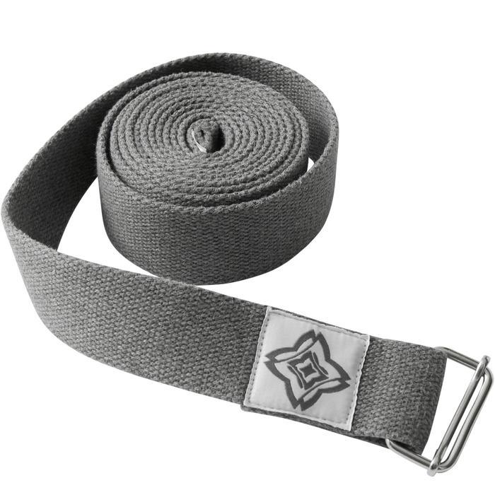 有機棉瑜珈繩 - 灰色