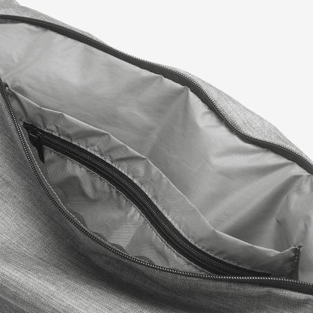 City Yoga Mat Bag - Mottled Grey