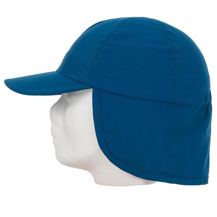 Zonnehoedje peuters blauw