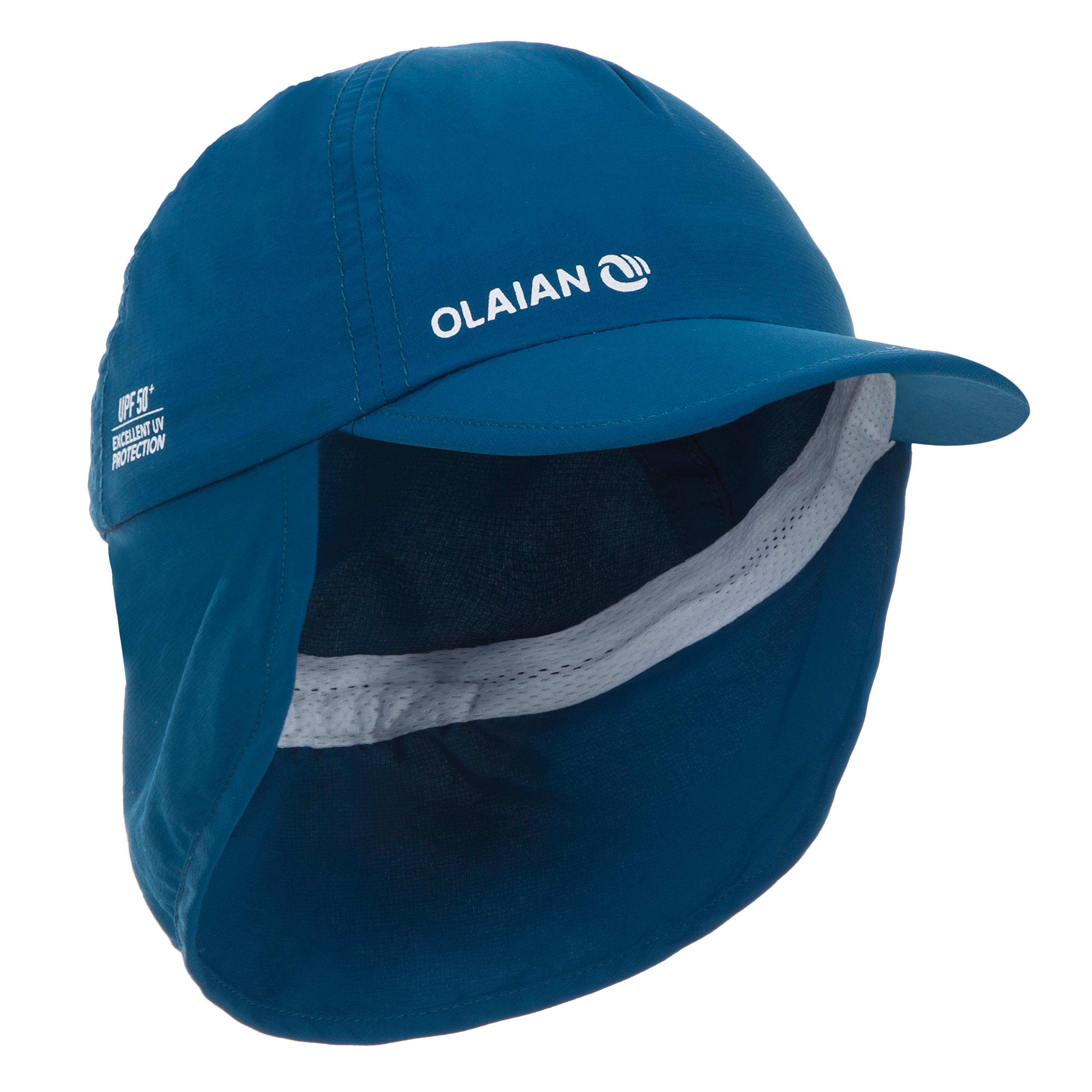 Gorra bebé azul