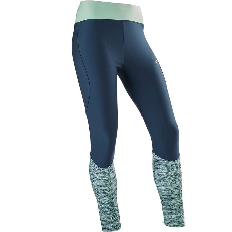 GIRL EDUCATIONAL GYM APPAREL Fitness and Gym - S500 Girls' Gym Leggings DOMYOS - Gym Activewear