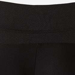 Legging respirant S900 fille GYM ENFANT noir rose