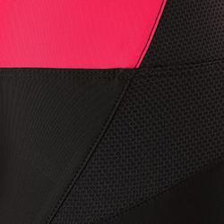 Leggings S900 Gym Kinder schwarz/rot