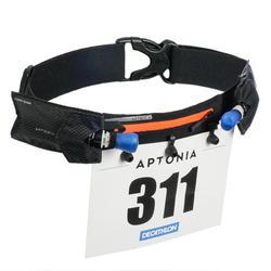 Cinturón Portadorsal Triatlón Aptonia Larga Distancia Negro Compatible G-Easy